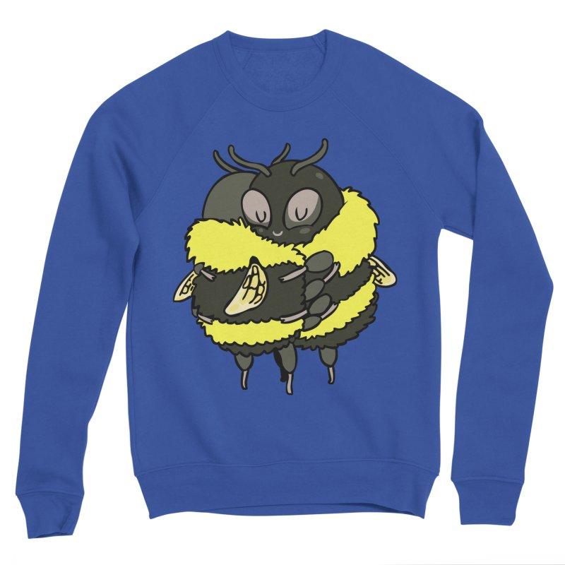 Bee hugs Men's Sponge Fleece Sweatshirt by huebucket's Artist Shop