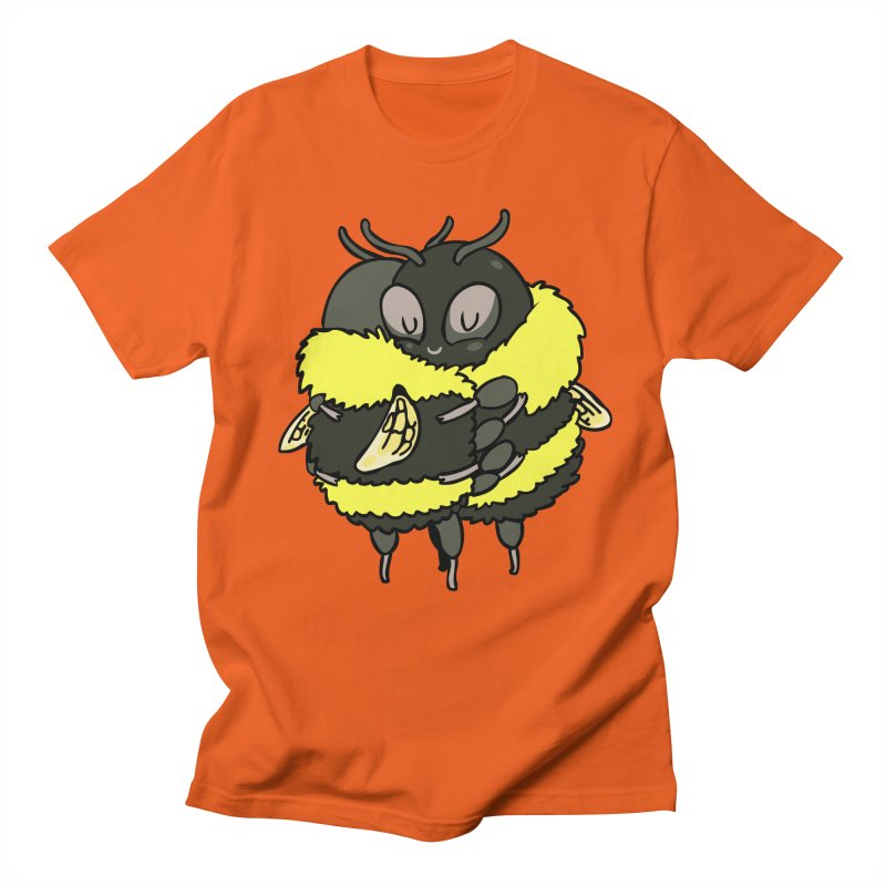 Bee hugs Women's Regular Unisex T-Shirt by huebucket's Artist Shop