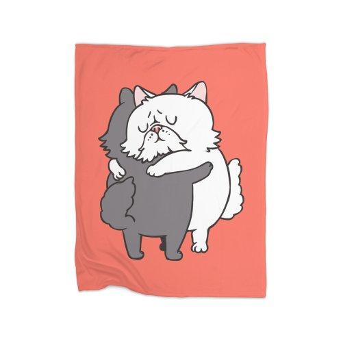 image for Persian Cat hugs