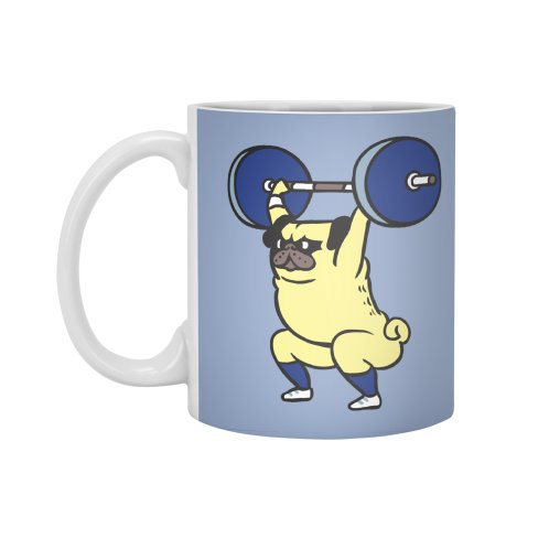image for The snatch weightlifting Pug