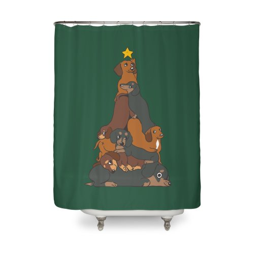 image for Christmas Tree Dachshund