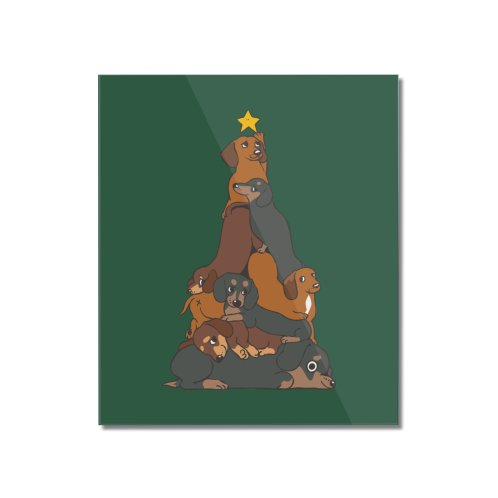 image for Christmas Tree Dachshund