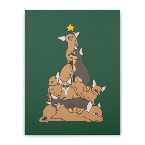 image for Christmas Tree Chihuahua