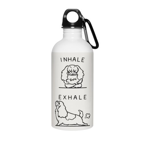 image for Inhale Exhale Cavalier King Charles Spaniel