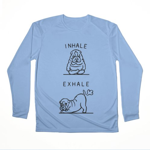 image for Inhale Exhale Shar Pei