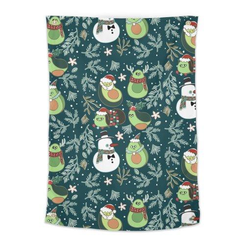 image for Christmas Avocado