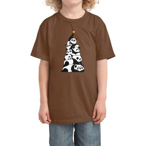 image for Christmas Tree Pandas