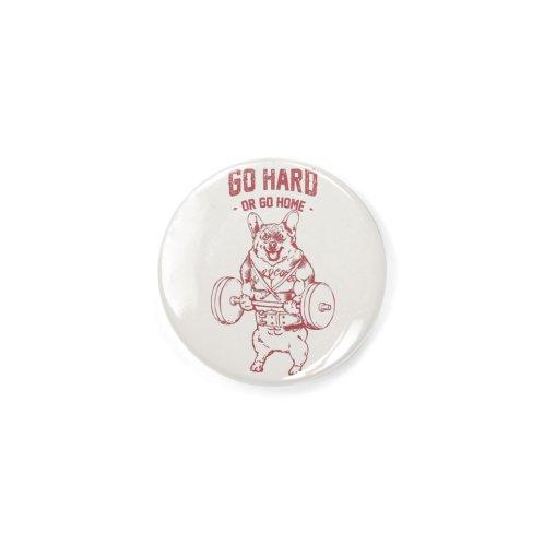 image for Go Hard or Go Home Corgi