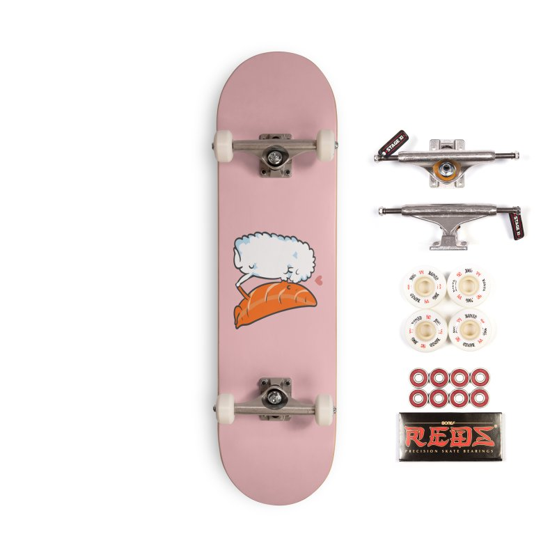Sushi Kisses Accessories Complete - Pro Skateboard by huebucket's Artist Shop