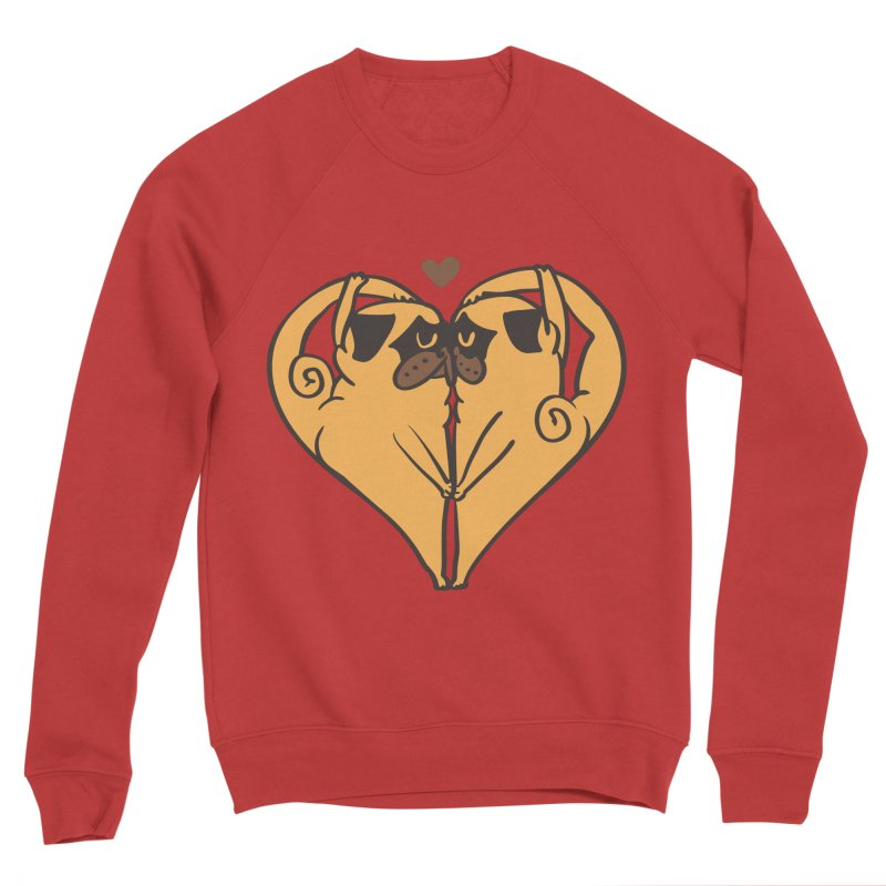 Stretching and Love Women's Sponge Fleece Sweatshirt by huebucket's Artist Shop