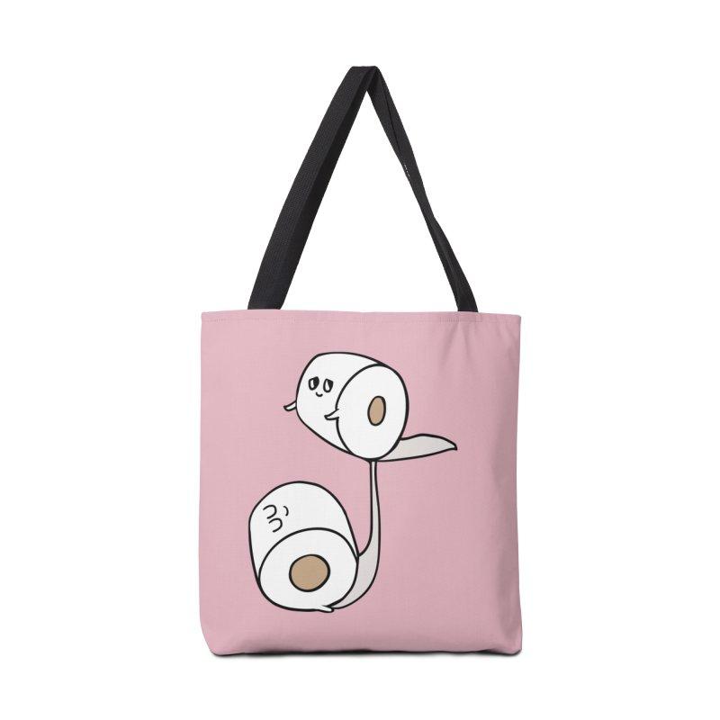 Acroyoga Toilet Paper Accessories Bag by huebucket's Artist Shop