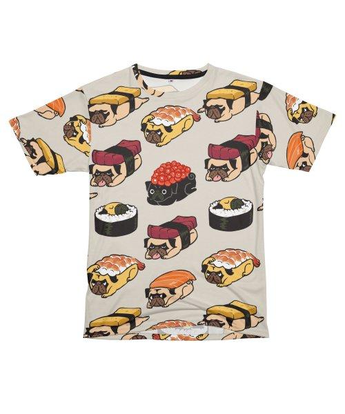 Pug Sushi