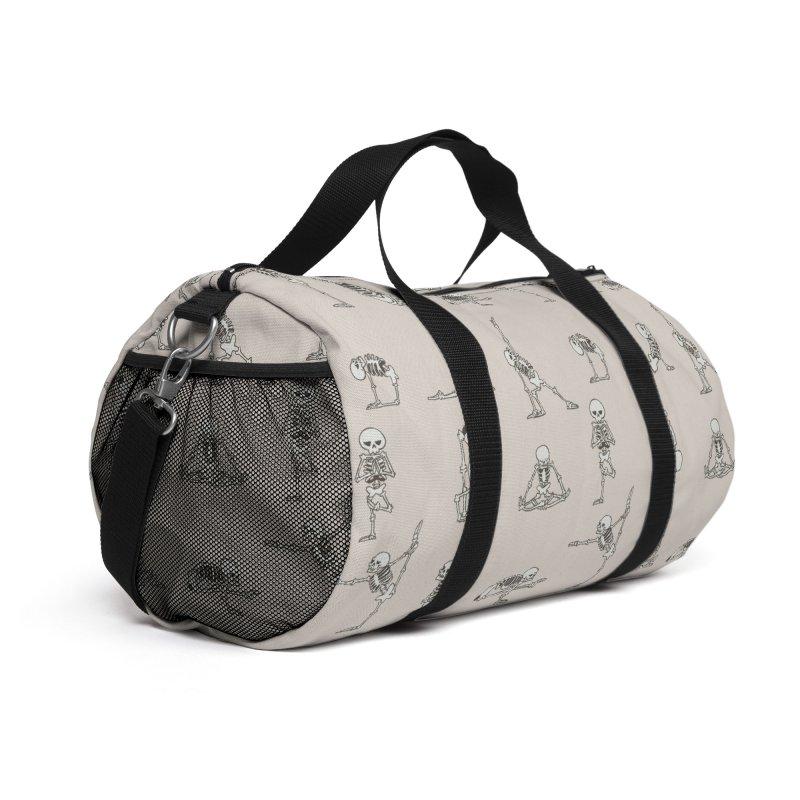 Skeleton Yoga Accessories Bag by huebucket's Artist Shop