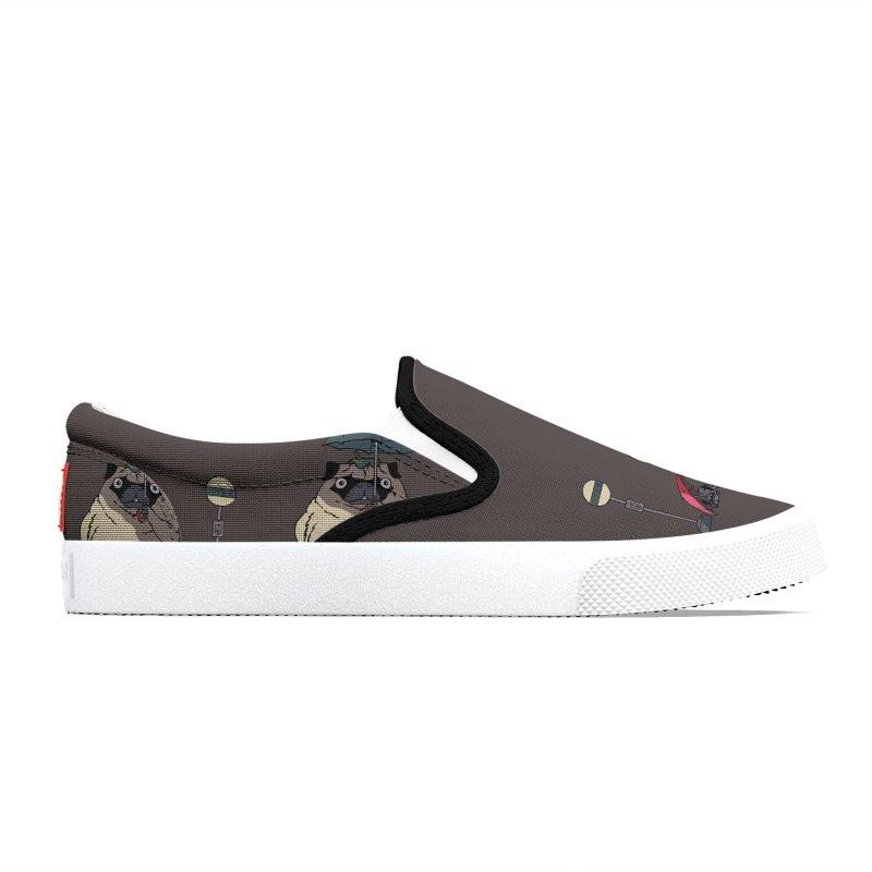 PUGTORO Men's Shoes by huebucket's Artist Shop