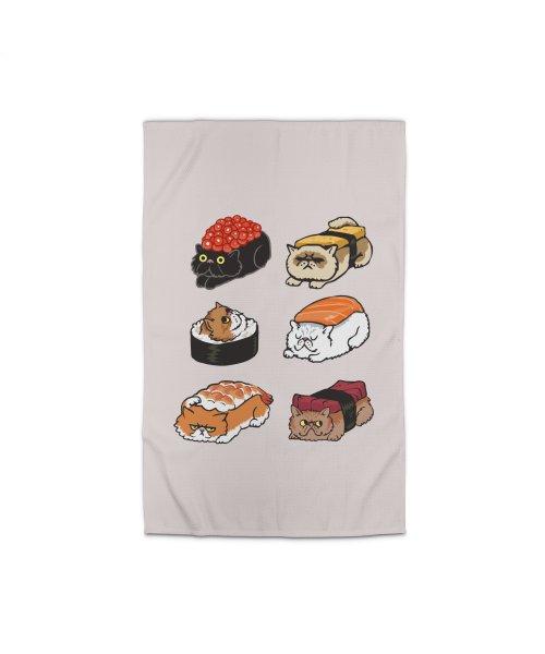 Sushi Persian Cat