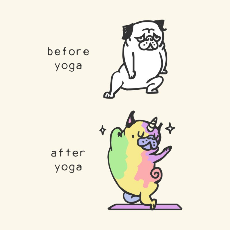 After Yoga   by huebucket's Artist Shop