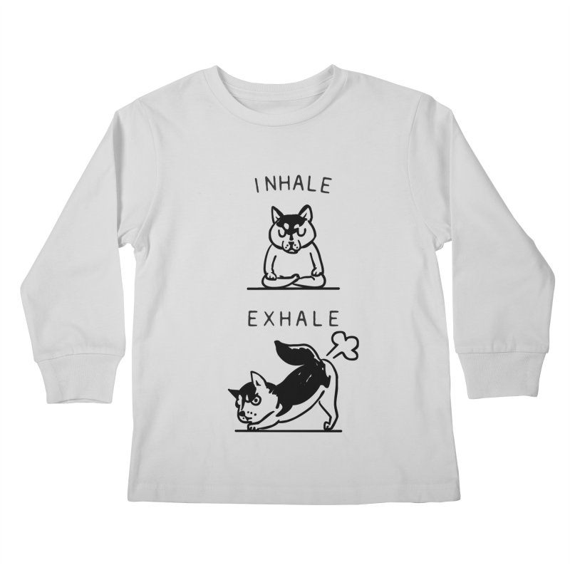 Inhale Exhale Husky   by huebucket's Artist Shop