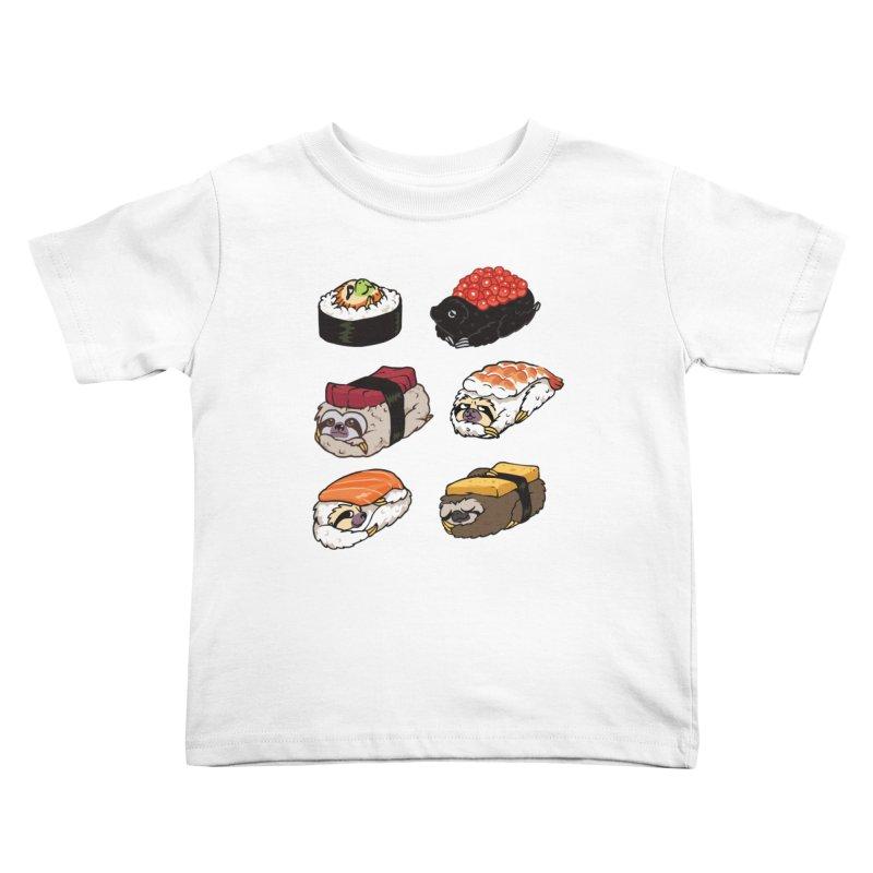 Sushi Sloths    by huebucket's Artist Shop