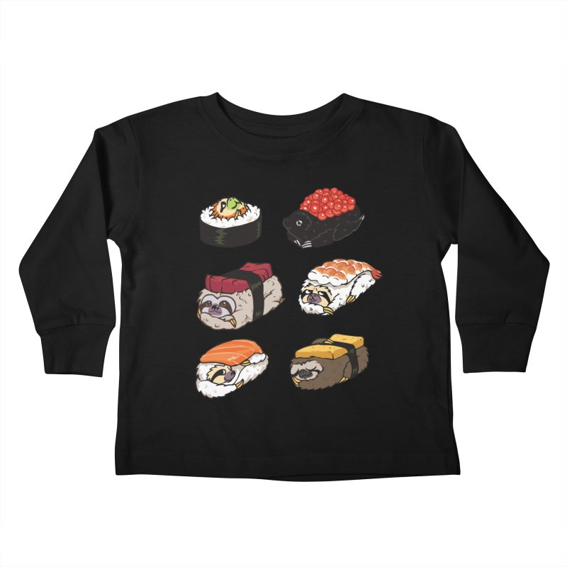 Sushi Sloths    by huebucket's Artist Shop