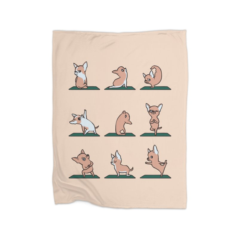Chihuahua Yoga   by huebucket's Artist Shop