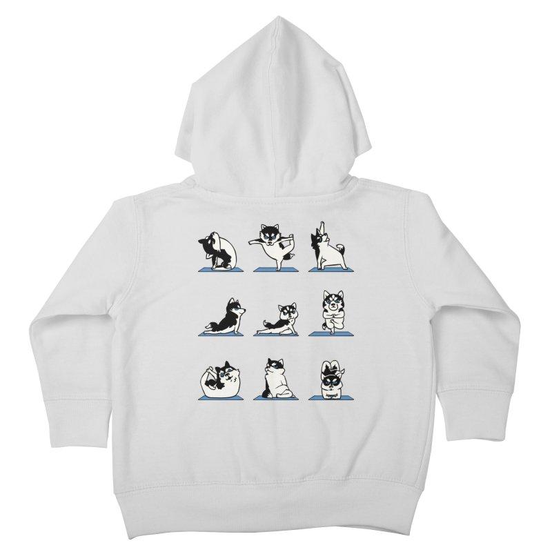Husky Yoga   by huebucket's Artist Shop