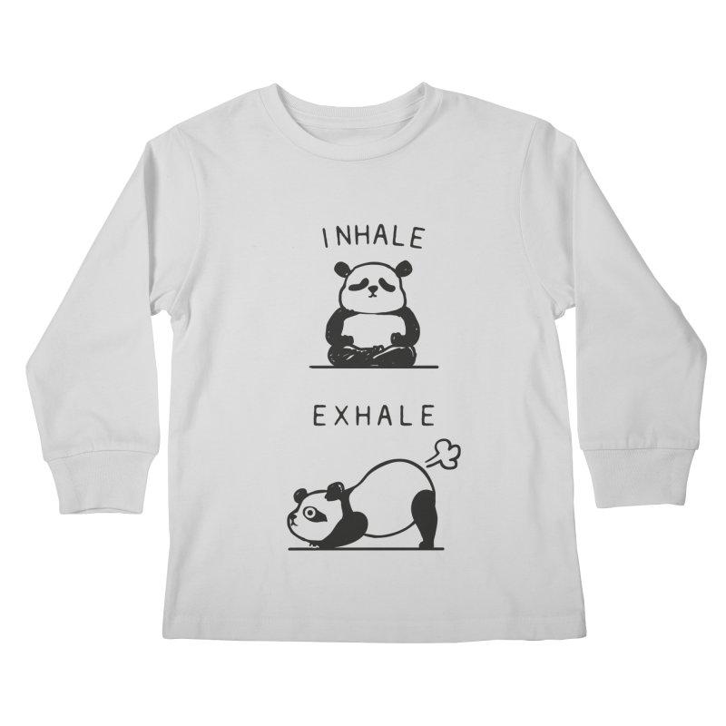 Inhale Exhale Panda   by huebucket's Artist Shop