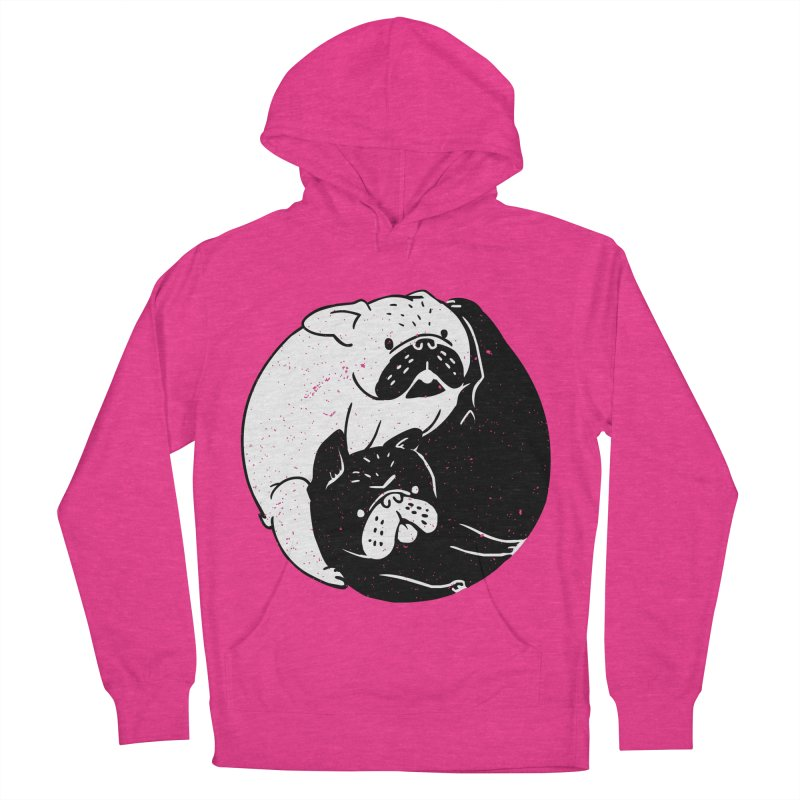 The Tao of French Bulldog Women's Pullover Hoody by huebucket's Artist Shop
