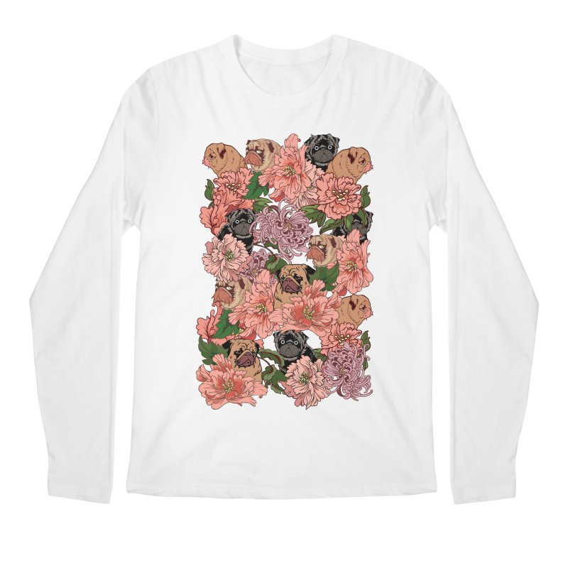Just The Way You Are Men's Longsleeve T-Shirt by huebucket's Artist Shop
