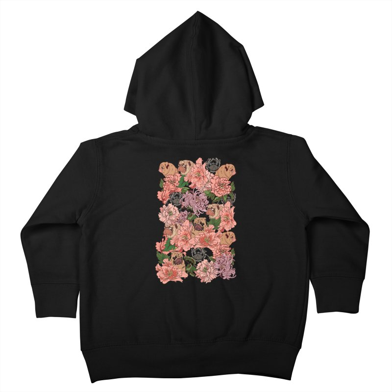 Just The Way You Are Kids Toddler Zip-Up Hoody by huebucket's Artist Shop