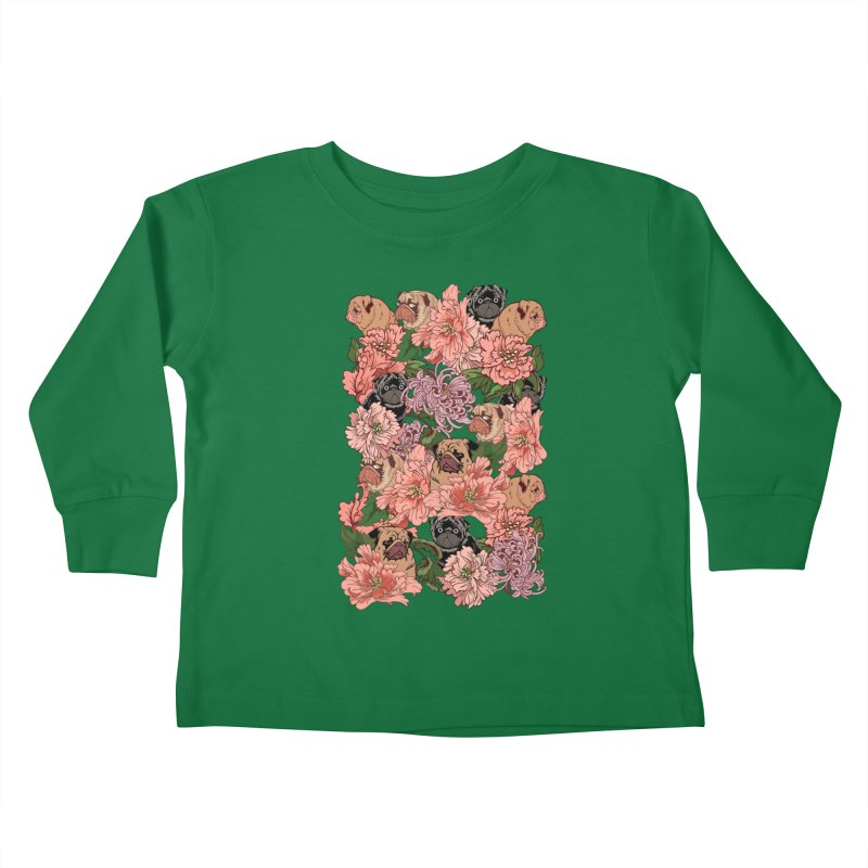 Just The Way You Are Kids Toddler Longsleeve T-Shirt by huebucket's Artist Shop