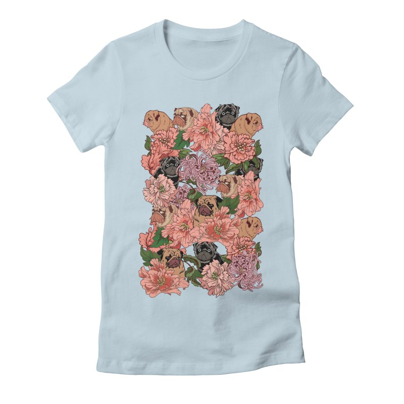Just The Way You Are Women's Fitted T-Shirt by huebucket's Artist Shop
