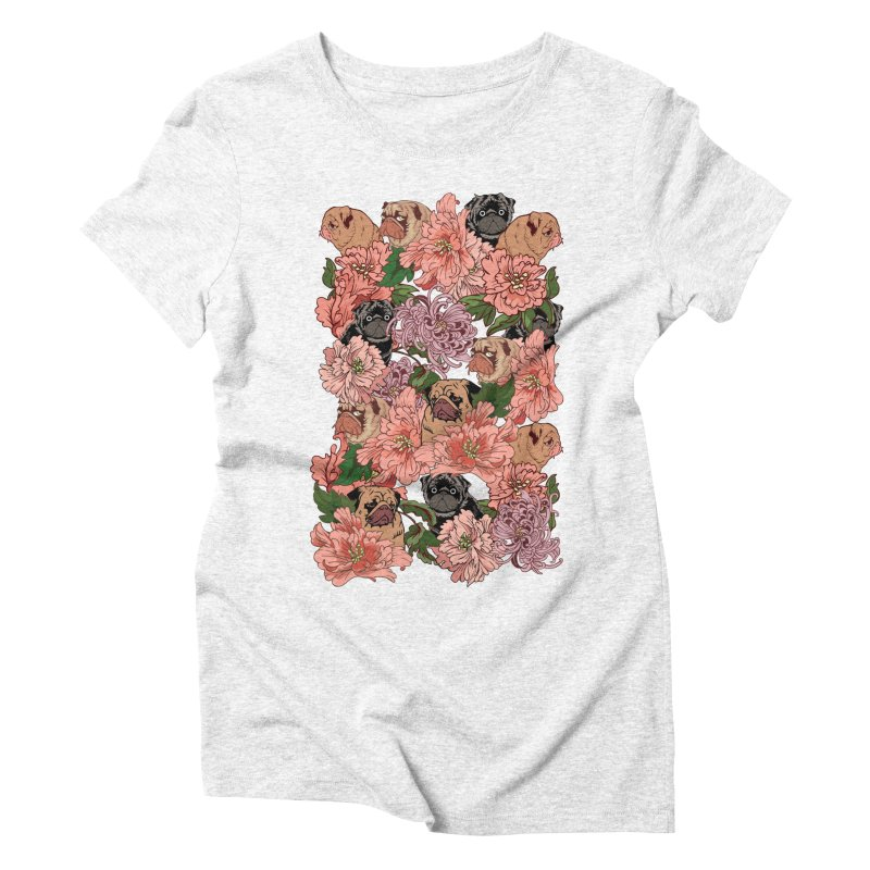 Just The Way You Are Women's Triblend T-shirt by huebucket's Artist Shop