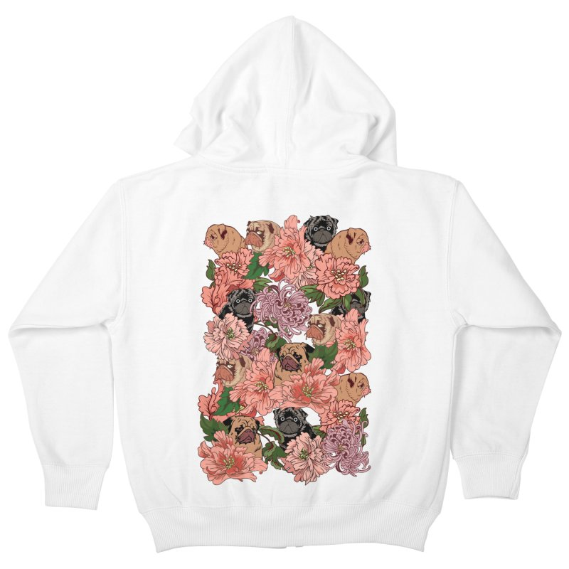 Just The Way You Are Kids Zip-Up Hoody by huebucket's Artist Shop