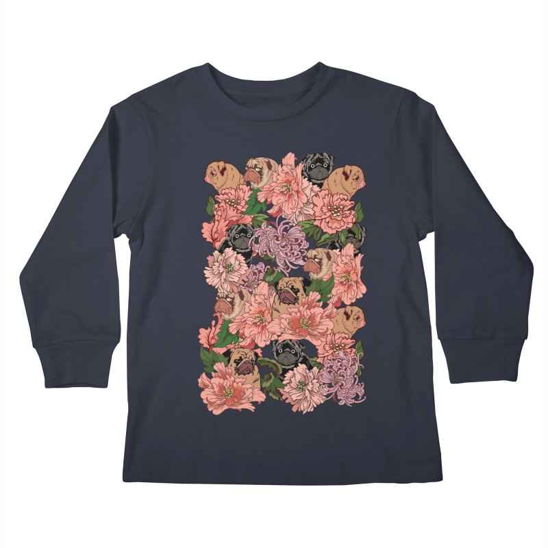 Just The Way You Are Kids Longsleeve T-Shirt by huebucket's Artist Shop