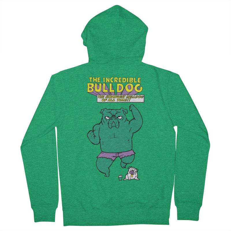 The Incredible English Bulldog   by huebucket's Artist Shop