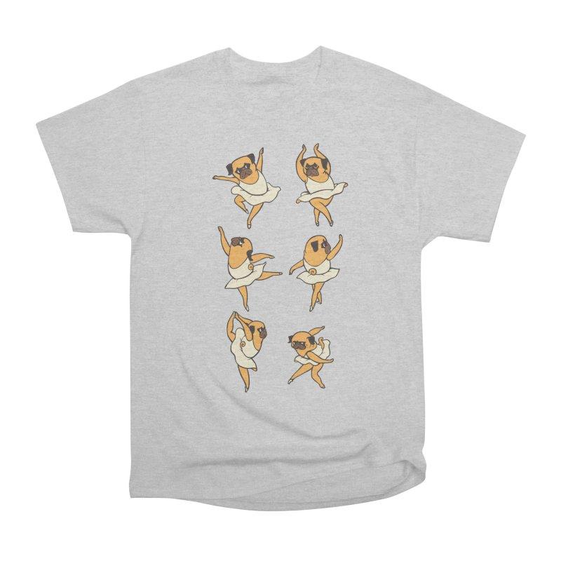 Ballet Pug Men's Classic T-Shirt by huebucket's Artist Shop