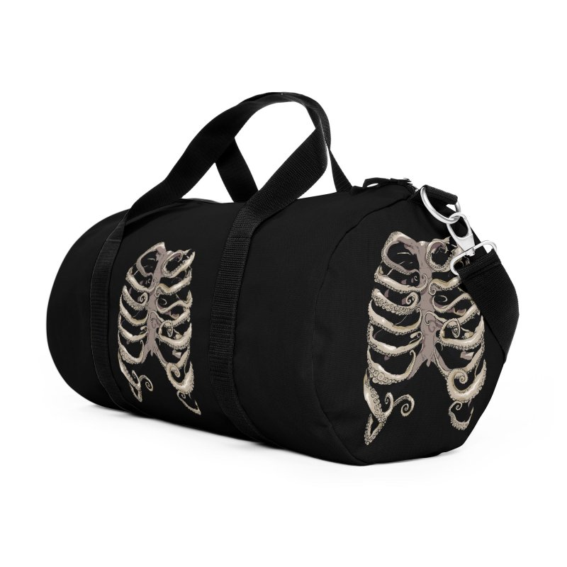 Your Rib is Octopus Accessories Duffel Bag Bag by huebucket's Artist Shop