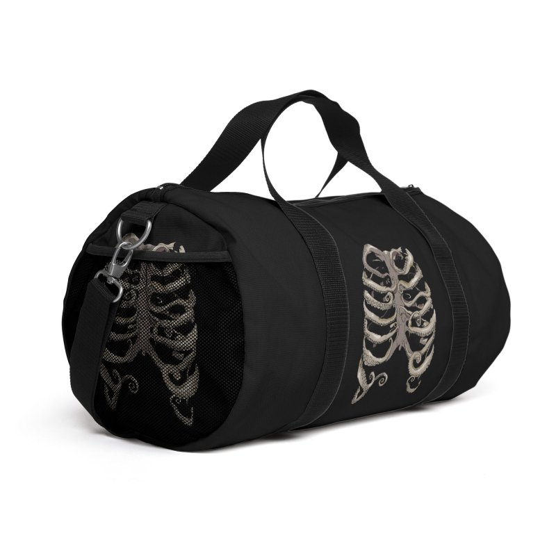 Your Rib is Octopus Accessories Bag by huebucket's Artist Shop