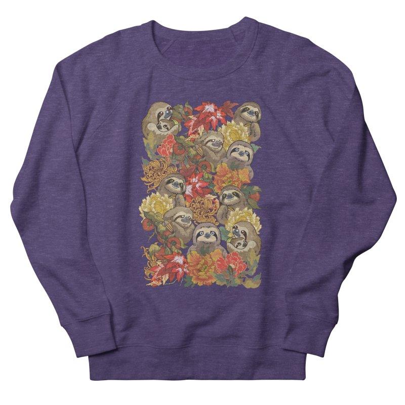 Because Sloths Autumn Women's Sweatshirt by huebucket's Artist Shop