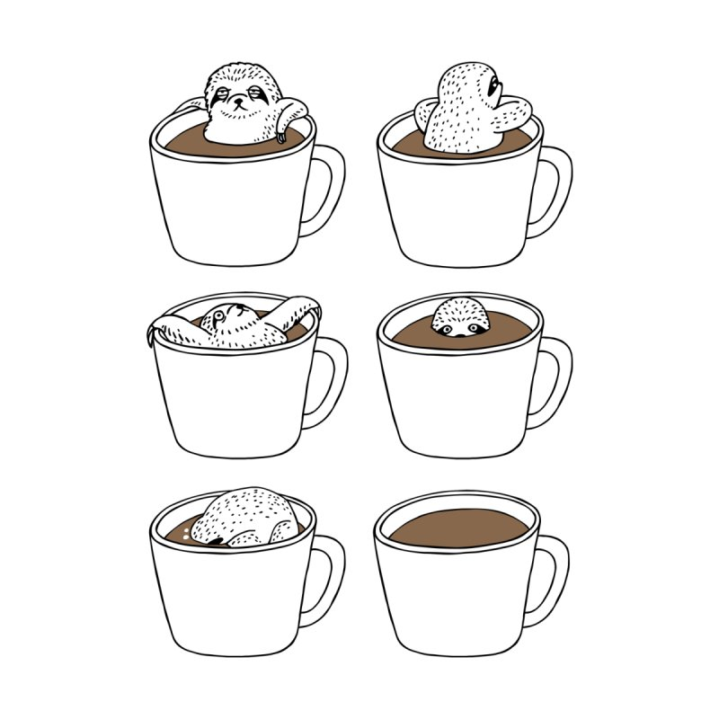 More Coffee None  by huebucket's Artist Shop