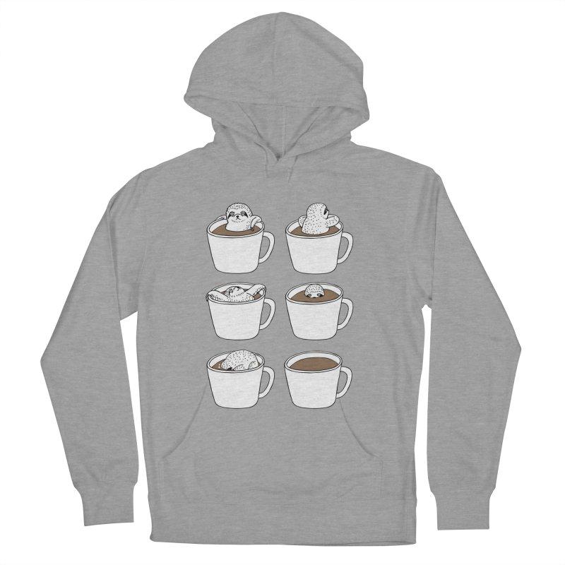 More Coffee Men's Pullover Hoody by huebucket's Artist Shop