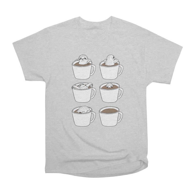 More Coffee Men's Classic T-Shirt by huebucket's Artist Shop