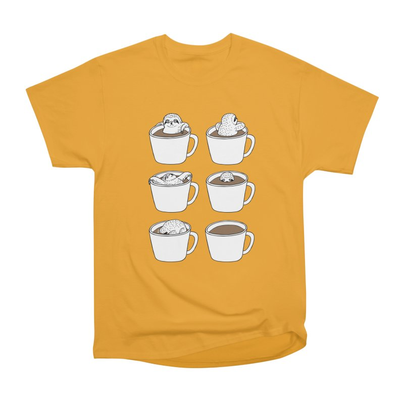 More Coffee Women's Classic Unisex T-Shirt by huebucket's Artist Shop