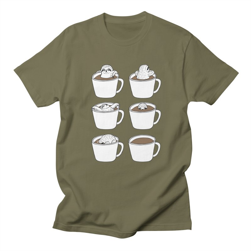 More Coffee Women's Unisex T-Shirt by huebucket's Artist Shop