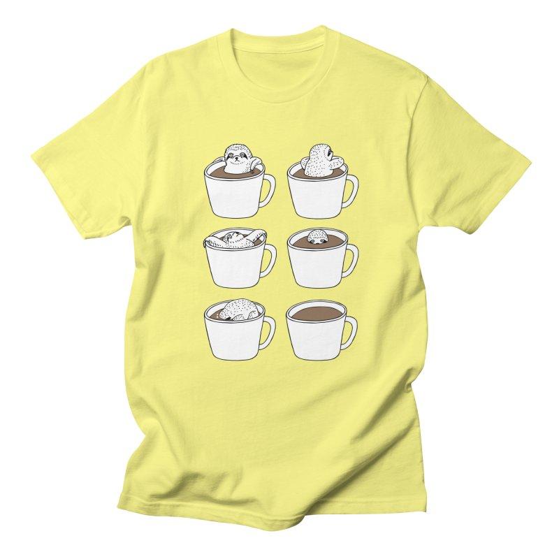 More Coffee Men's T-Shirt by huebucket's Artist Shop