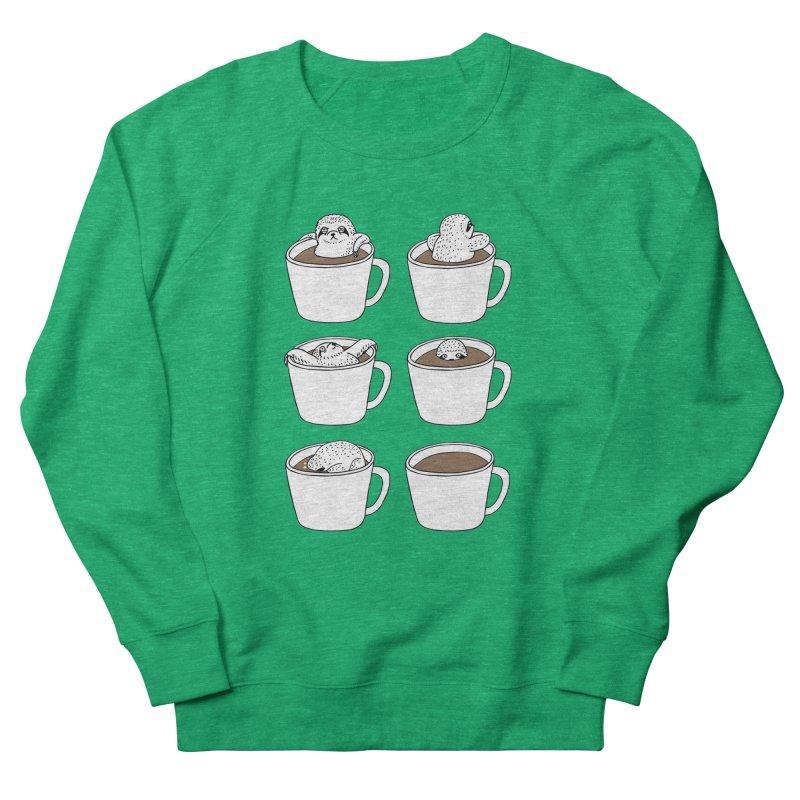 More Coffee Men's Sweatshirt by huebucket's Artist Shop