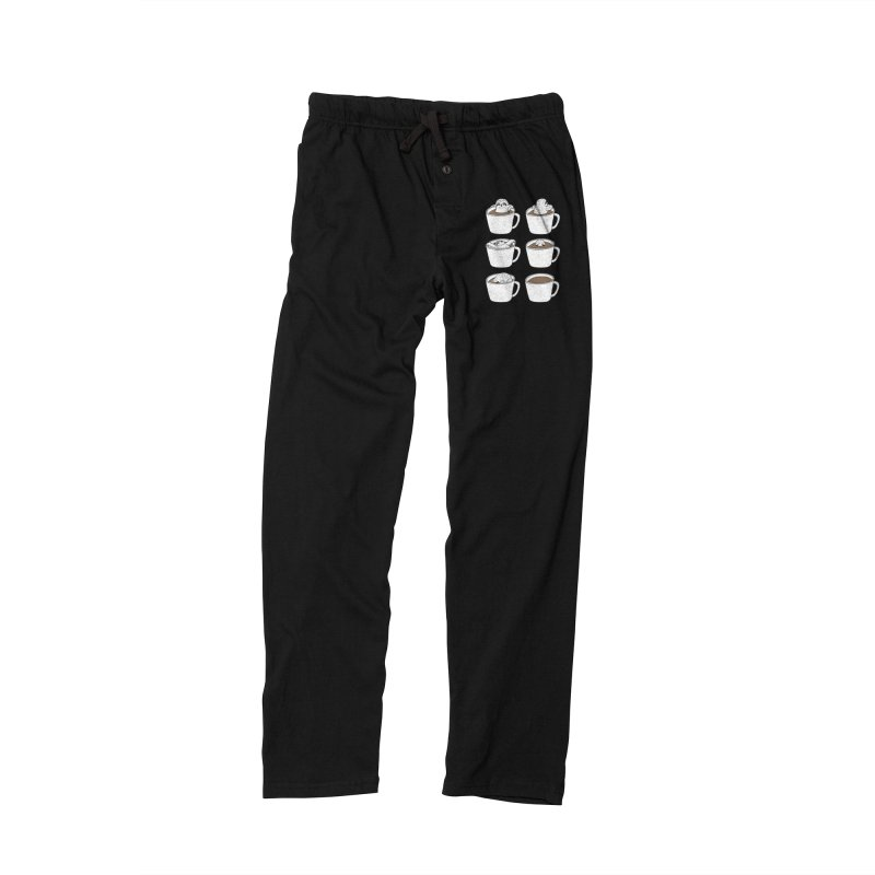 More Coffee Men's Lounge Pants by huebucket's Artist Shop