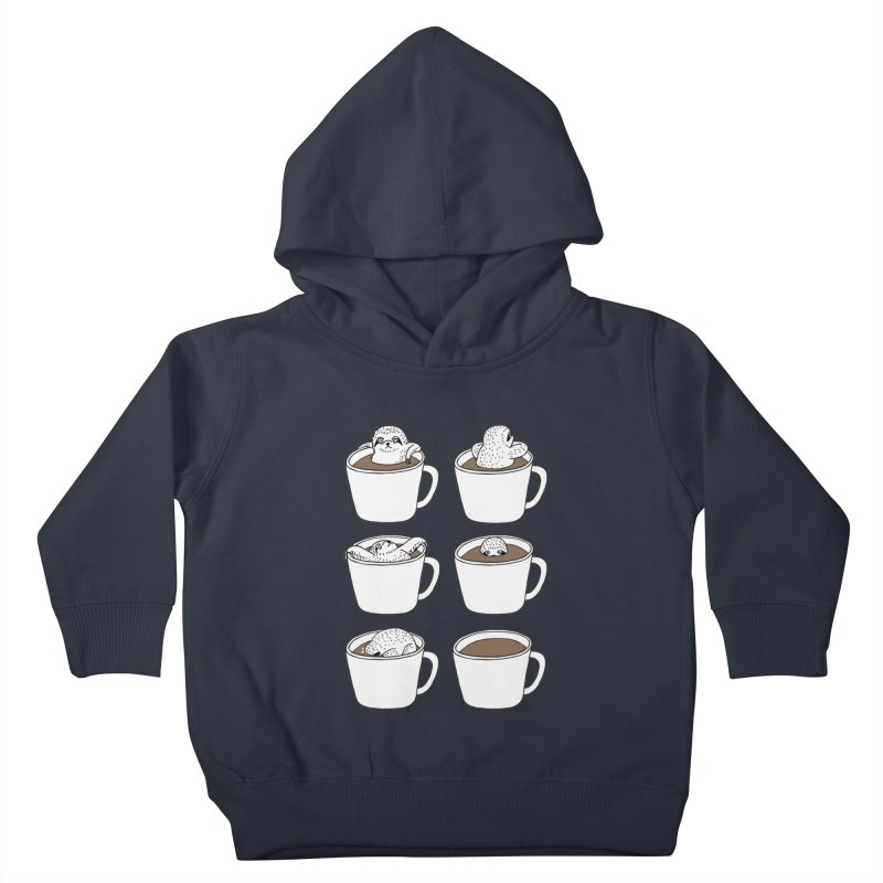 More Coffee Kids Toddler Pullover Hoody by huebucket's Artist Shop
