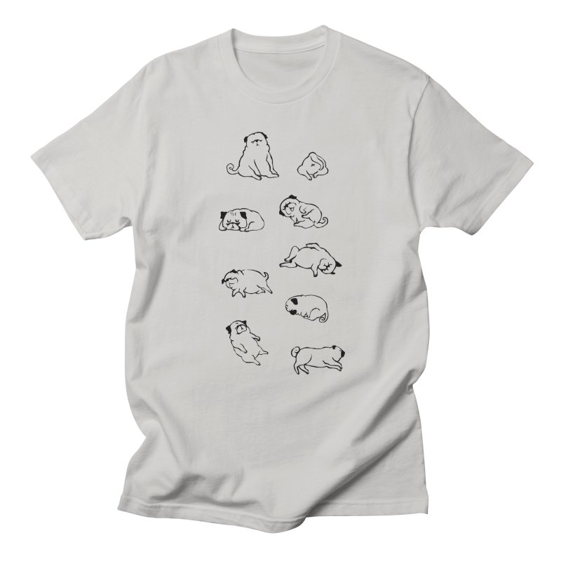 MORE SLEEP Women's Unisex T-Shirt by huebucket's Artist Shop