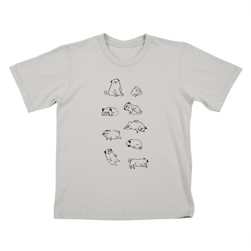 MORE SLEEP Kids T-shirt by huebucket's Artist Shop